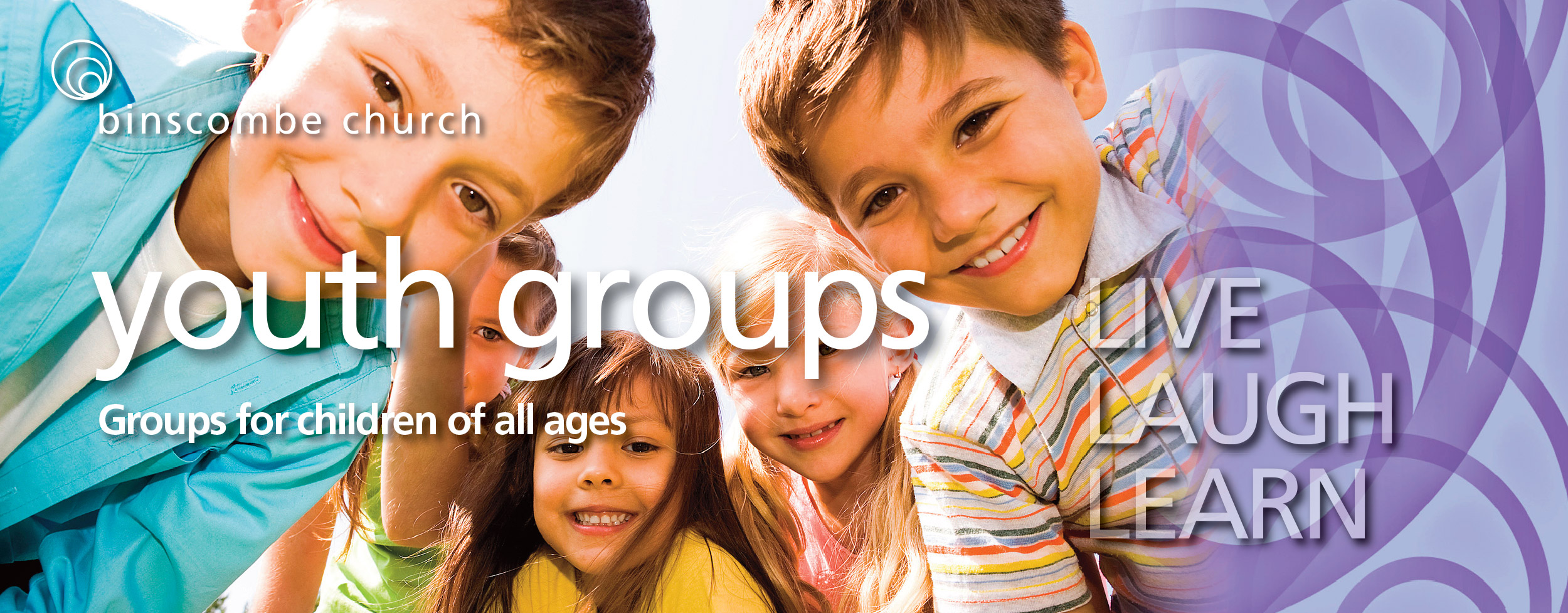 Youth groups - for children of all ages